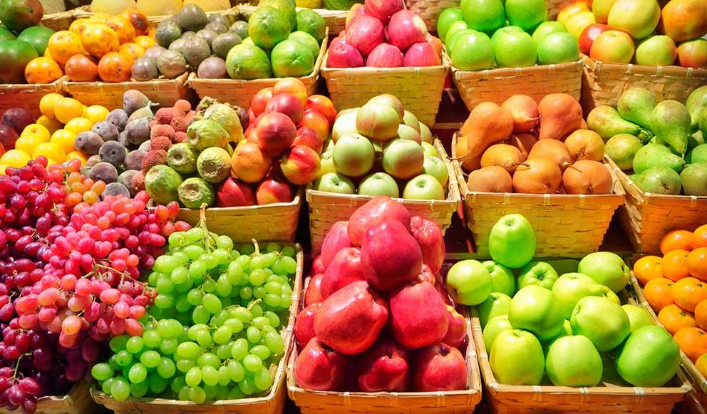 frutas con colageno