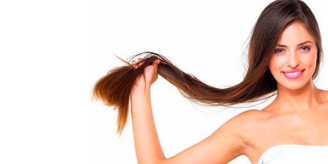 cabello fuerte y uñas sanas