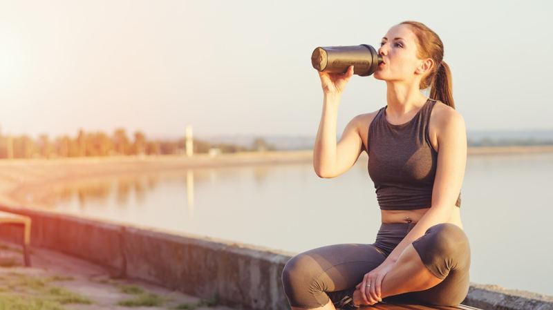 colageno para deportistas bajo en calorias